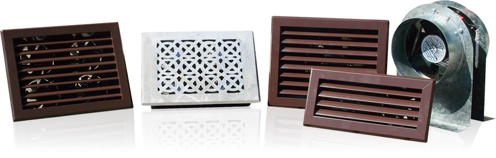 12 Volt Sub-Floor Ventilation Fan Solutions
